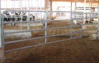 Cow Fences Lancaster Pa Cow Gates Ck Manufacturing